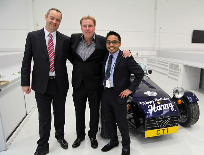 Caterham sells their F1 team, focuses on car production