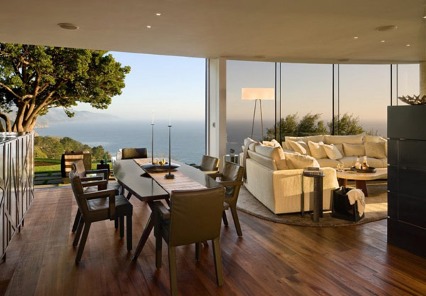 Coastlands House 6 Sustainable Home for Retired Couple in Big Sur, California: Coastlands House