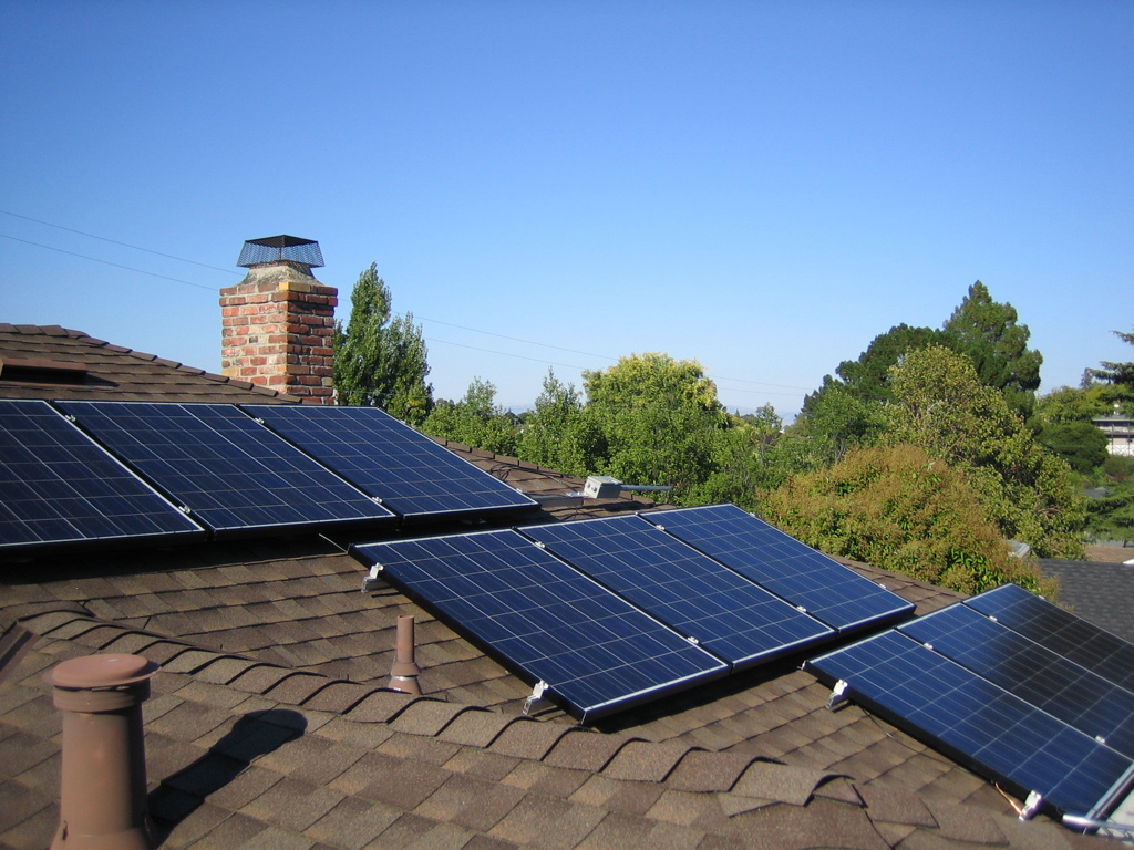 solar panels1 5 Smart Home Technologies That Will Save You Money