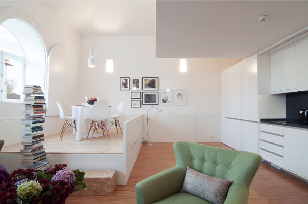 modern apartment 81 Original Mix Between Small Hotel and Private Apartment Rental: Flattered