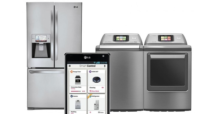 LG Smart Appliances Just One Tap of the Smartphone Away 5 Smart Home Technologies That Will Save You Money