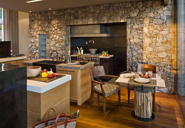 Coastlands House 8 Sustainable Home for Retired Couple in Big Sur, California: Coastlands House