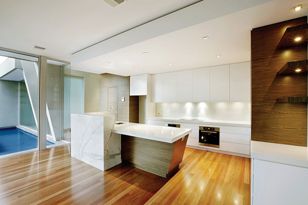 Details Kitchen Gorgeous Contemporary Home Inspired By The Summer