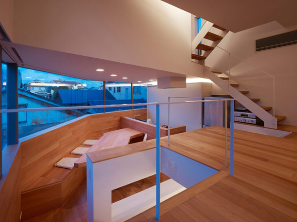 Japanese Home 11 The Japanese Way of Enhancing Living Space: House in Matsubara