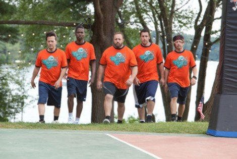 The Trailer For 'Grown Ups 2′ Has Arrived