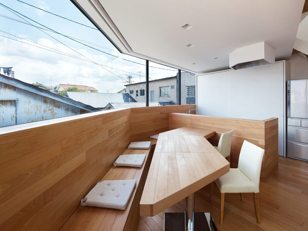 Japanese Home 6 The Japanese Way of Enhancing Living Space: House in Matsubara
