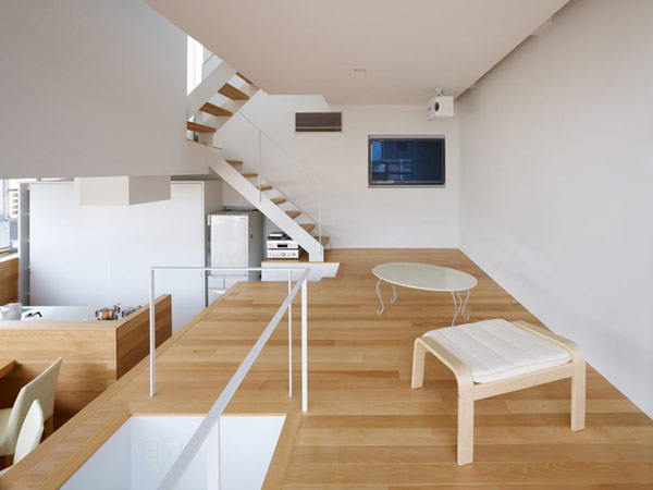 Japanese Home 5 The Japanese Way of Enhancing Living Space: House in Matsubara