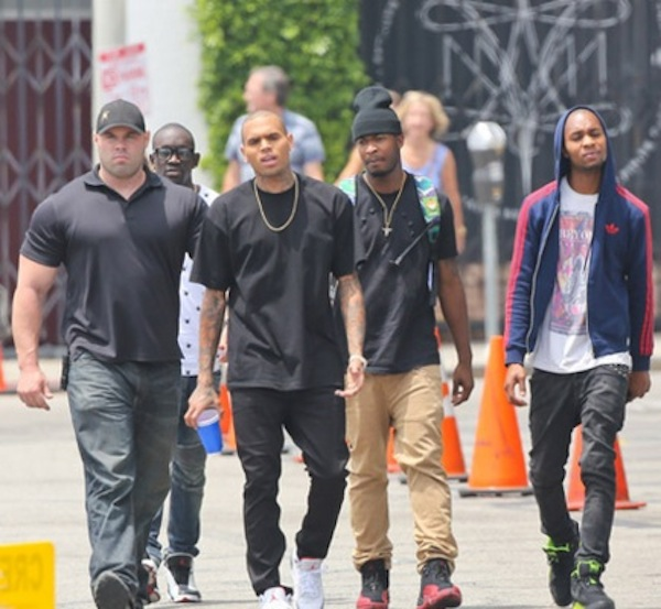 Chris Brown Love More video 3