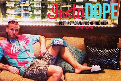 Insta-Dope: Best Instagram pics of the week (4/20 - 4/26)